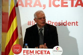 Vés a: Borrell torna a carregar contra el sobiranisme: «Té un nivell de comprensió extraordinàriament baix»