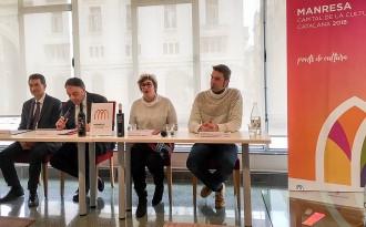 Vés a: Manresa estén «ponts» com a Capital de la Cultura Catalana 2018