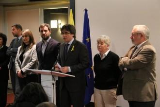 Vés a: El govern espanyol impedirà que Puigdemont i els diputats a Brussel·les entrin a la delegació de la Generalitat