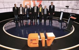Vés a: ENQUESTA Qui està guanyant el debat de TV3?