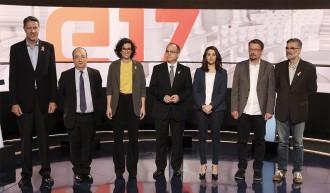 Vés a: MINUT a MINUT El debat de TV3, en directe
