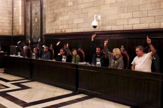 Vés a: Girona aprova el pressupost de 2018 sota l'ombra allargada de la sociovergència
