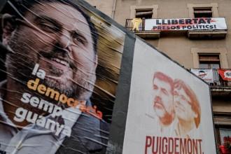 Vés a: Junqueras diu a la BBC que «hi ha vida més enllà de Puigdemont»