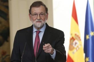 Vés a: El govern espanyol descarta seure a parlar de la investidura del «pròfug» Puigdemont