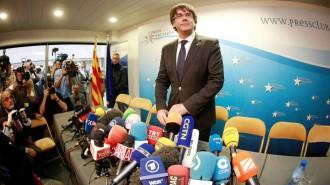 Vés a: La defensa de Puigdemont no descarta ara que no vagi a Dinamarca