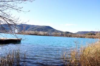 Vés a: L'estany de Banyoles perd 300 milions de litres en dos anys per la sequera