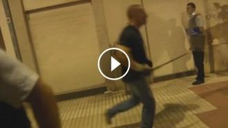 Vés a: Interior nega l'evidència de les agressions policials a Calella la nit de l'1-O
