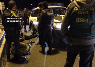 Vés a: Alliberen a l'Arboç un home segrestat per una organització criminal francesa