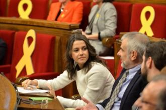 Vés a: Per què Arrimadas hauria de cantar «Els segadors» al Parlament, segons Rull