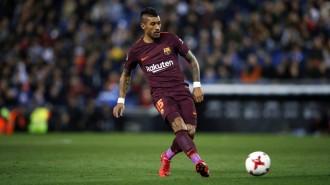 Vés a: El Barça perd contra l'Espanyol i haurà de remuntar al Camp Nou (1-0)