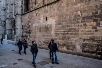 Vés a: Primo de Rivera, encara «presente» a Barcelona