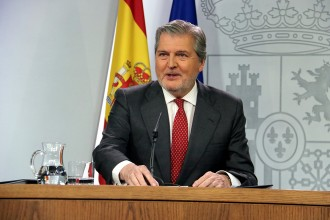 Vés a: El govern espanyol avisa Puigdemont i Torrent: «No consentirem cap il·legalitat»