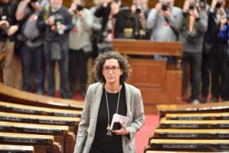 Vés a: La carta de Marta Rovira abans de marxar a l'exili
