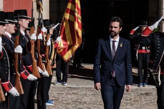 Vés a: El ple d'investidura de Puigdemont serà el dimarts 30 de gener