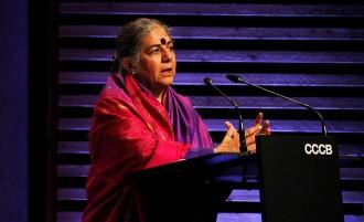 Vés a: Vandana Shiva: «Monsanto vol controlar l'agricultura mundial amb mentides»