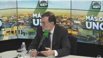 Vés a: Rajoy: «No m'incomodaria que Junqueras fos president, però depèn dels jutges»