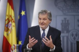 Vés a: VÍDEO Méndez de Vigo assegura que «l'únic risc» dels parlants d'aranès són «els allaus»