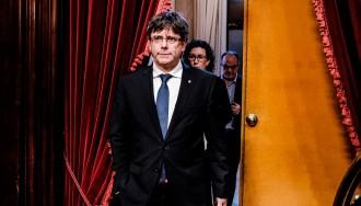 Vés a: Puigdemont, sobre els atemptats al govern espanyol: «Cauran caretes i es restabliran dignitats»