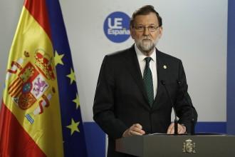 Vés a: Rajoy celebra que la gent «hagi reflexionat» i abandoni l'independentisme