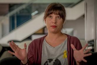 Vés a: Beatriz Talegón revela la manipulació de la premsa espanyola contra el procés català
