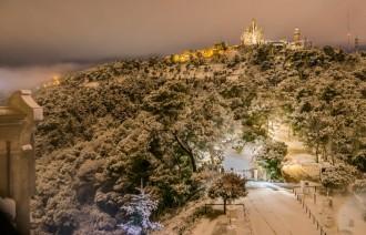 Vés a: Barcelona activa en fase d'alerta el Pla d'Actuació Municipal per Neu i Gel