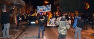 Vés a: Una cinquantena de neofeixistes es manifesten per un Balsareny buit de gent i en silenci