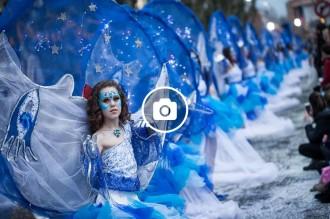 Vés a: GALERIA DE FOTOS de la rua del Carnaval d'Olot