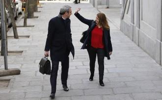 Vés a: Torn de Marta Pascal: ja declara davant del jutge Pablo Llarena