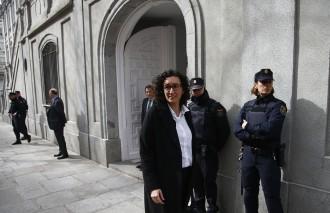 Vés a: Les «Martes», en llibertat: fiança de 60.000 euros per a Rovira i sense mesures per a Pascal
