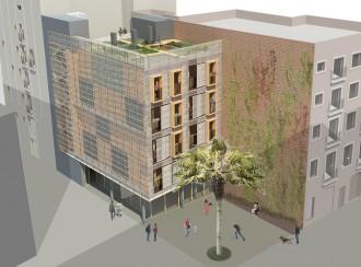 Vés a: Tots els detalls dels pisos prefabricats de Colau: construïts en nou mesos i inspirats en Amsterdam