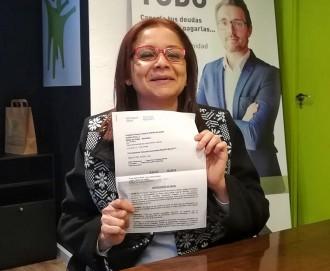 Vés a: Una dona, alliberada d'un deute de més de 100.000 euros gràcies a la llei de segona oportunitat