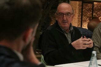 Vés a: Jaume Roures analitza del futur dels mitjans al Consell Editorial de NacióDigital