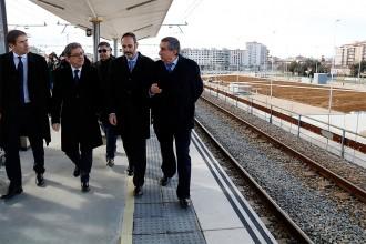 Vés a: Les obres de la llosa del parc Central de Girona tenen un cost de gairebé 1,7 milions