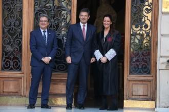 Vés a: Catalá retreu a Torrent que s'ha «equivocat» amb les seves crítiques a la justícia
