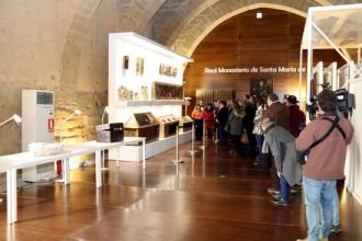 Vés a: El president de l'Aragó assegura que «cuidaran millor» les obres de Sixena que els que les han tingut fins ara
