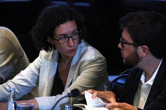 Vés a: Programa, Govern i nous lideratges: els tres reptes d'ERC per als propers mesos