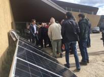 Vés a: Èxit de la primera jornada del cicle Transició Energètica a la Vall d'en Bas