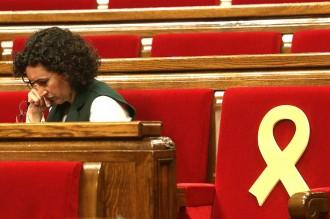 Vés a: Marta Rovira marxa a l'exili per no «viure silenciada»