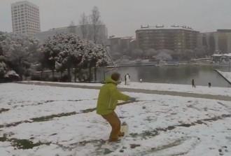 Vés a: Alerta per neu a cotes baixes