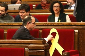 Vés a: Jordi Sànchez, l'última renúncia forçada de l'independentisme