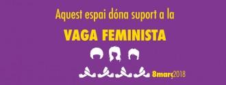 Vés a: EcoDiari amb la Vaga Feminista