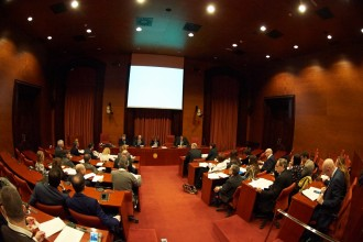 Vés a: Puigdemont reuneix aquest dimecres els diputats de JxCat per proposar Turull