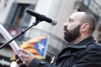 Vés a: La Guàrdia Civil apunta ara al vicepresident d'Òmnium per «agressiu»