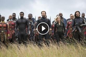 Vés a: L'esperada tercera part de «Vengadores» enfronta als superherois de Marvel contra Thanos