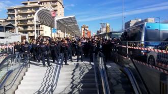 Vés a: VÍDEOS i FOTOS Tensió entre Mossos i CDR en la inauguració de Sabadell Centre