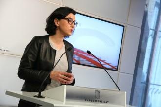 Vés a: L'oposició denuncia que la renúncia de Sànchez a l'escó demostra «un altre engany» independentista