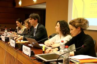 Vés a: Alerten a l'ONU que els presos polítics catalans són un «precedent perillós pel món»
