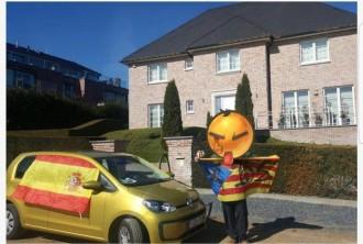 Vés a: Qui és Jaime Vizern, el fals guàrdia civil que ha entrat a la casa de Puigdemont a Bèlgica