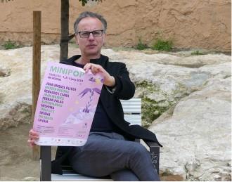 Vés a: Lluís Gavaldà: «El cartell musical d'enguany és el més estel·lar de la història del Minipop»