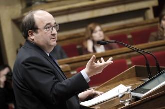 Vés a: Iceta s'obre a «acords transversals» si es renuncia al projecte independentista